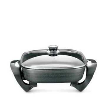 Sunbeam  Frypan With Lid SEFP-750 | Frypan & Pizza Pan | wedoall.co.za