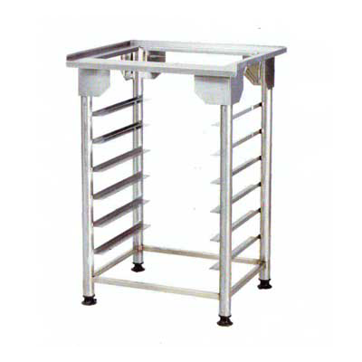 Stand Stainless Steel - Anvil Conv. Oven -COA1006/COA101 GNST2203O7 | oven stand | wedoall.co.za