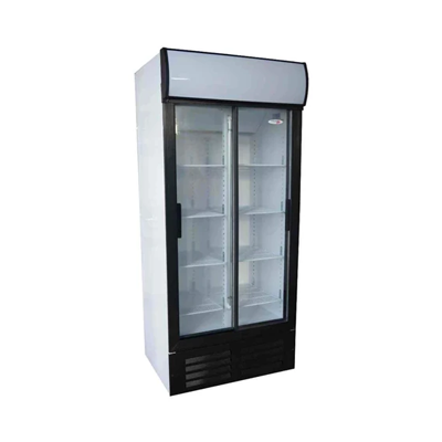 Beverage Cooler 580L 2 Doors Sliding ES890