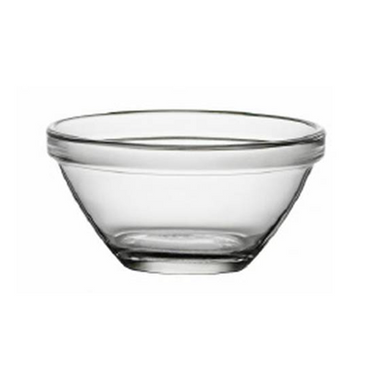 Pompei Small Bowl 10cl BR4.17070 | POMPEI - SMALL BOWL 10cl (24) H41mm W80mm | wedoall.co.za
