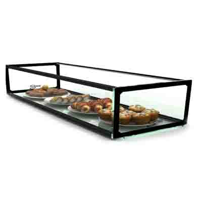 AMBIENT DISPLAY CABINET SALVADORE [NO SHELF] - 920 X 330 X 215mm NDC0001