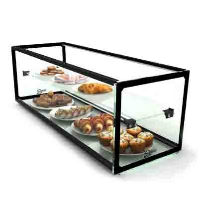 AMBIENT DISPLAY CABINET SALVADORE [SINGLE SHELF] - 920 X 330 X 315mm NDC0002