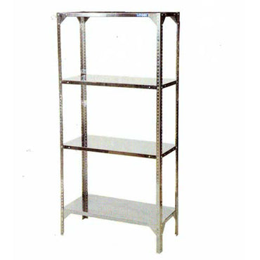 STAINLESS STEEL UPRIGHTS (ONLY) FOR SHELF SYSTEM 1900x2.0mm  SHNT1001O7 | wedoall-co-za.myshopify.com