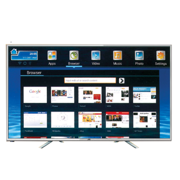 "JVC 32"" HIGH DEFINITION LED - Smart 4.4 WiFi Built in QUAD CORE LT-32N750 