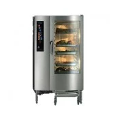 Combi Steam Oven Blue - 12 pan boiler  - Electric B1211b