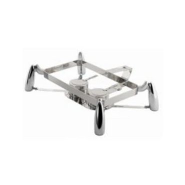 CHAFING DISH INDUCTION - RECTANGULAR STAND ONLY CDS4201