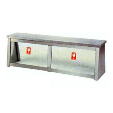 4 Division Bain Marie Sneeze Guard BNMR1016O7 | 4 Division Bain Marie Sneeze Guard AQUARIUS | wedoall.co.za