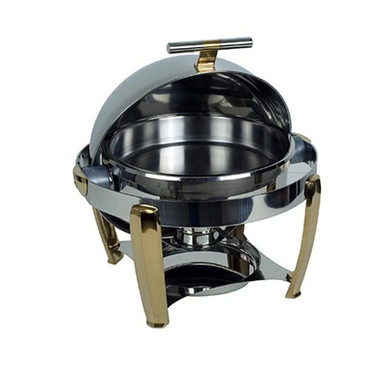6.8Lt Roll Top Chafing Dish CDS0005 | 6.8Lt Roll Top Chafing Dish | wedoall.co.za