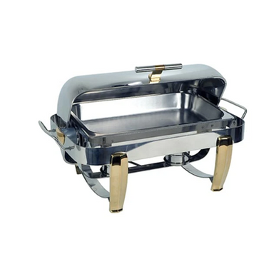 7.5Lt Roll Top Chafing Dish CDS0007 | 7.5Lt Roll Top Chafing Dish | wedoall.co.za