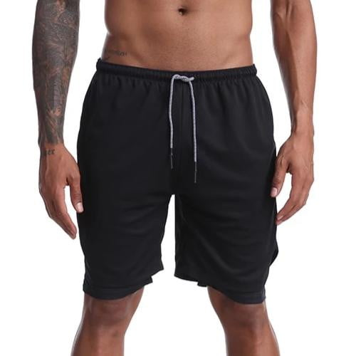 Lined Training Shorts