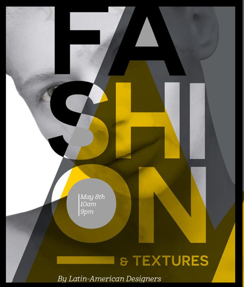 Fashion & Textures by Latinamerican Designers