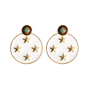 Lyra Dimensiones Collection Earrings
