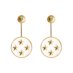 Kyra Dimensiones Collection Earrings