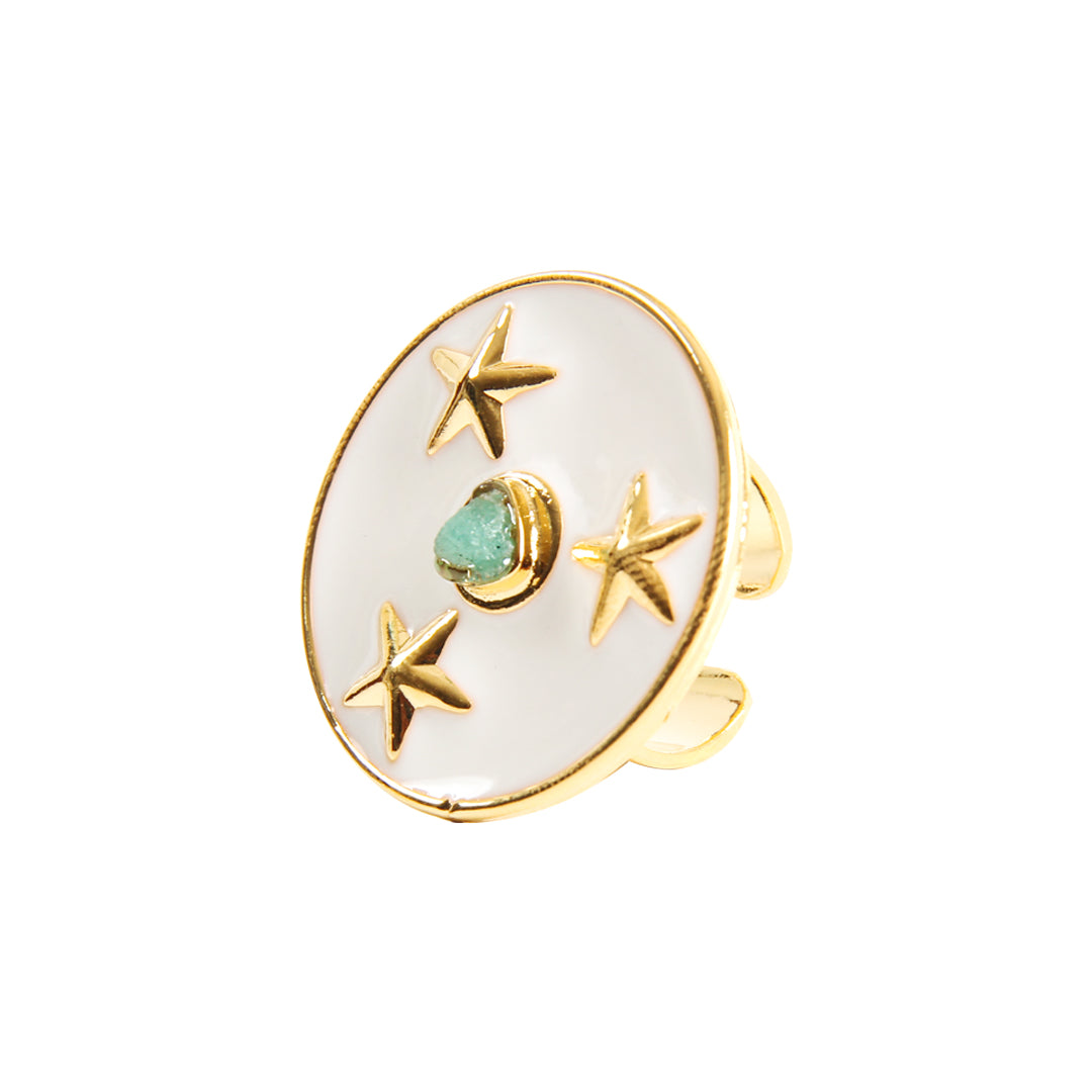 Lyra Dimensiones Collection Ring