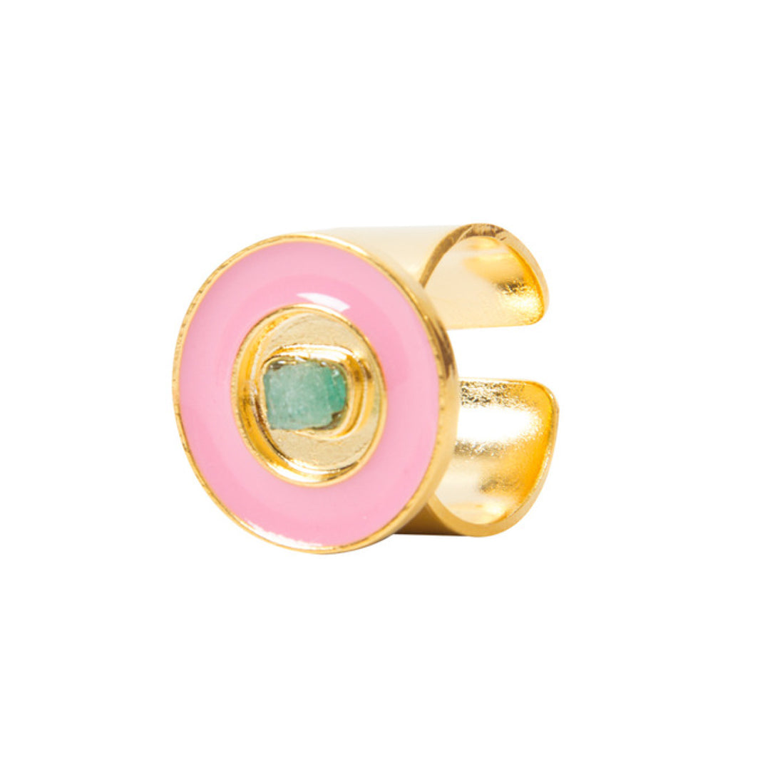Rose Nature Power Fiore Collection Ring - TAO Company Jewelry by Vanessa Arcila