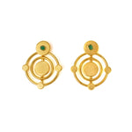 Ludovica Sefirot Collection 2 In 1 XL Earrings - TAO Company Jewelry