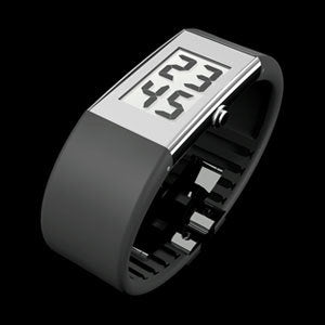 Rosendahl Watch II Digital Small Stainless Steel