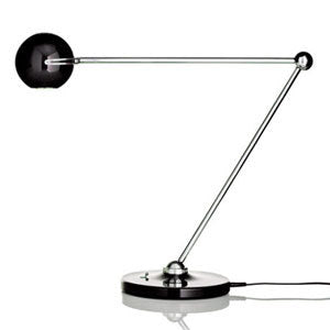 Ballfinger Lamp - Black