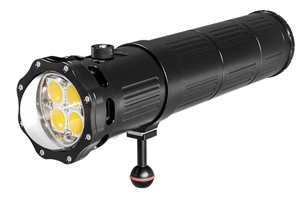 Scubalamp V9K  and V12K video lights available for order!