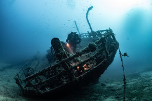 Diving Croatia with  AGRAMER 1