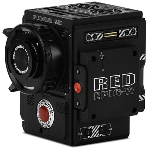 RED EPIC-W GEMINI S35 5K CINEMA CAMERA