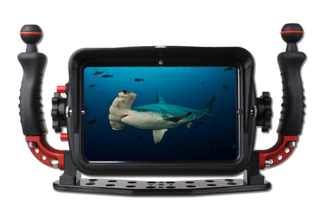 Hugyfot Vision Hero underwater housing + GOPRO HERO 6