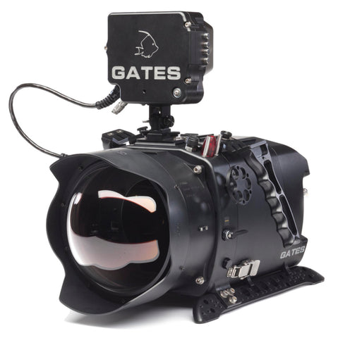 Gates Deep Weapon underwater housing