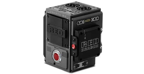 RED Scarlet-W 5K cinema camera