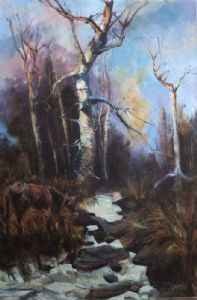 Crossing Over - Leonie.e.Brown Artist