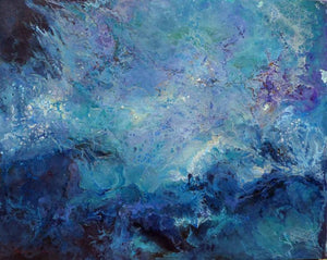 Out of Deep Waters - Leonie.e.Brown Artist