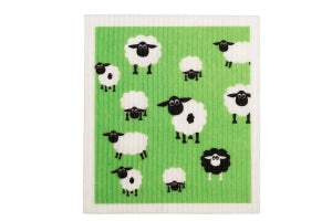 Swedish Sponge Cloths - Sheep