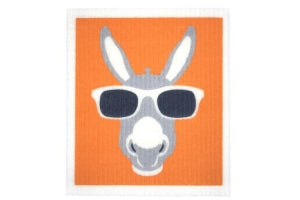 Swedish Sponge Cloths - Donkey