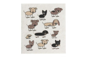 Swedish Sponge Cloths - Dogs