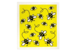 Swedish Sponge Cloths - Bees