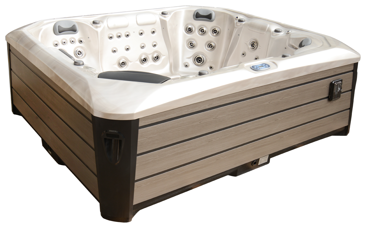 Platinum Spas Maximus Hot Tub