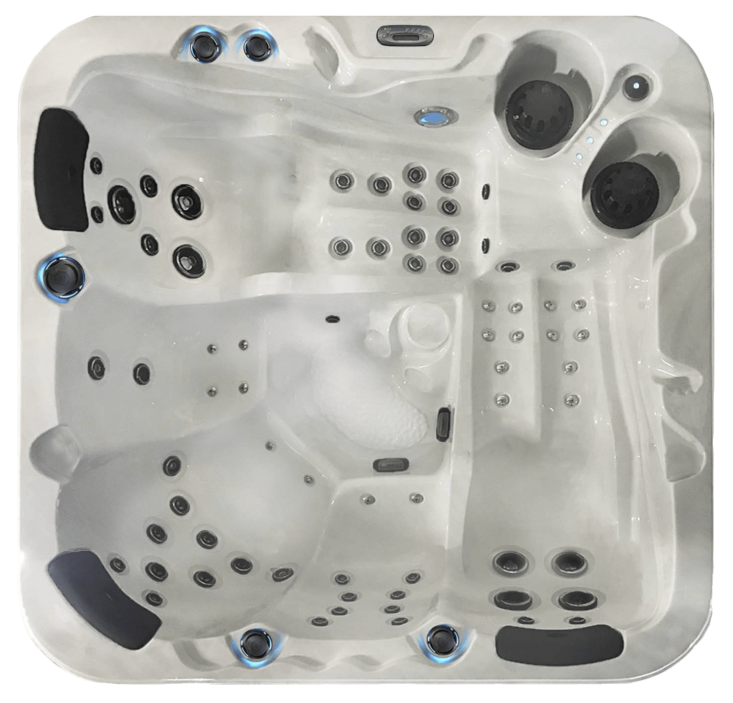 BE WELL O567C Luxury Hot Tub
