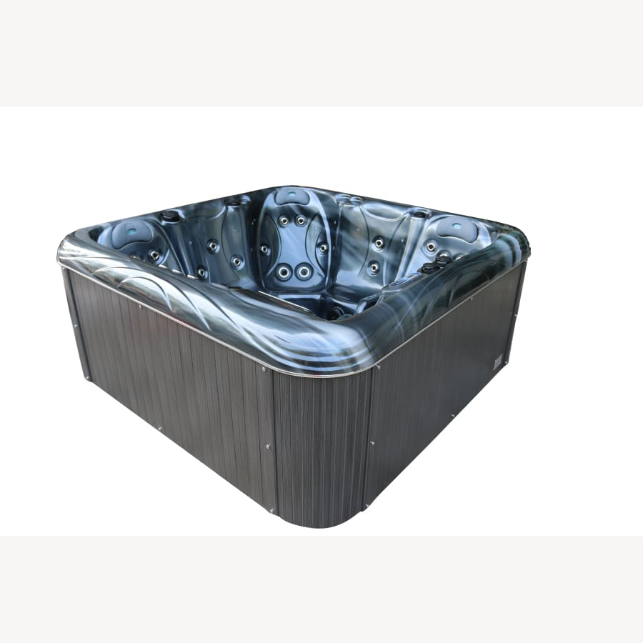 BAY RIDGE ECO ONE 5 PERSON HOT TUB - the-hot-tub-place