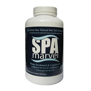 Spa Marvel Water Treatment - the-hot-tub-place