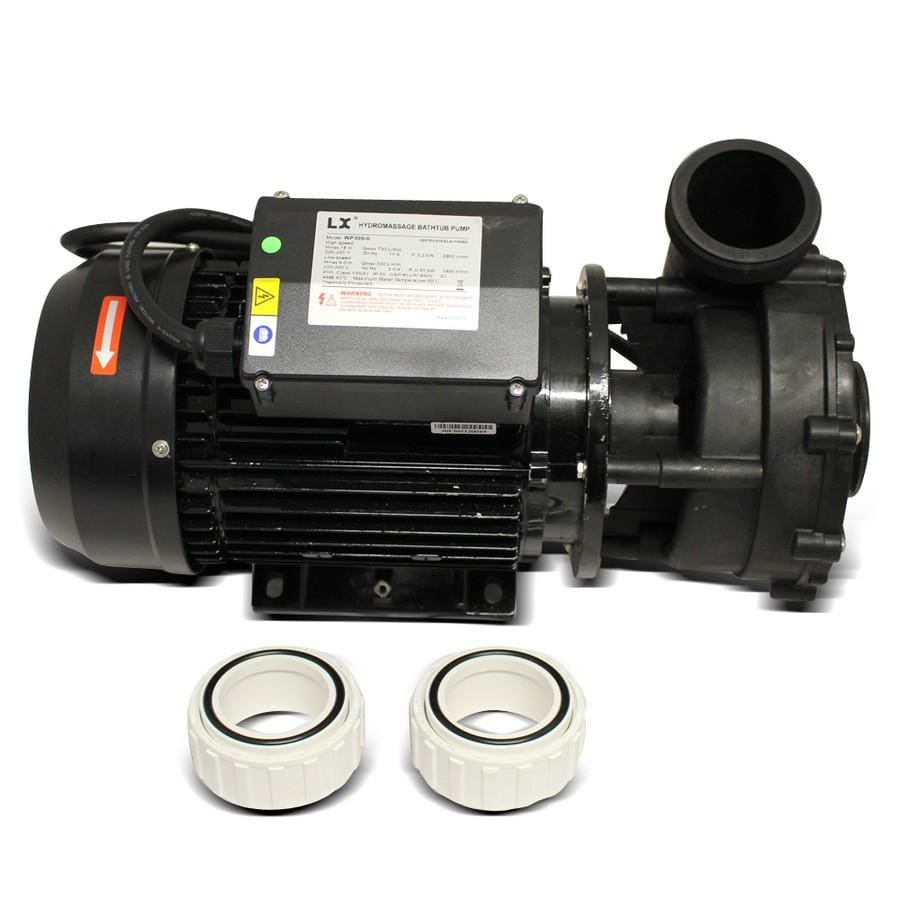 WP300-ll 2 Speed LX Pump - the-hot-tub-place