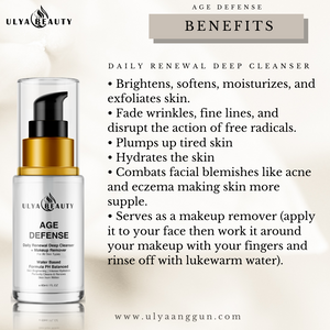 Daily Renewal Deep Cleanser