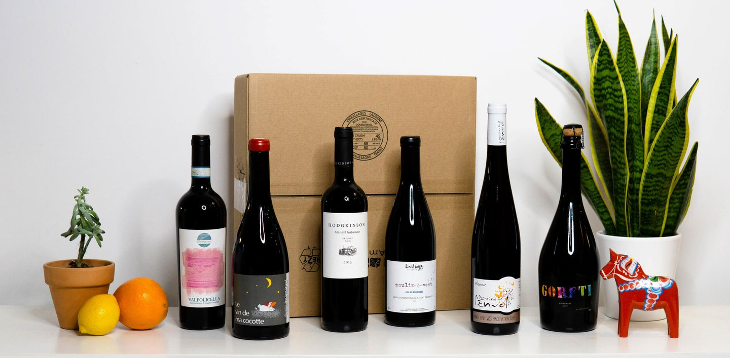 mysa natural wine club