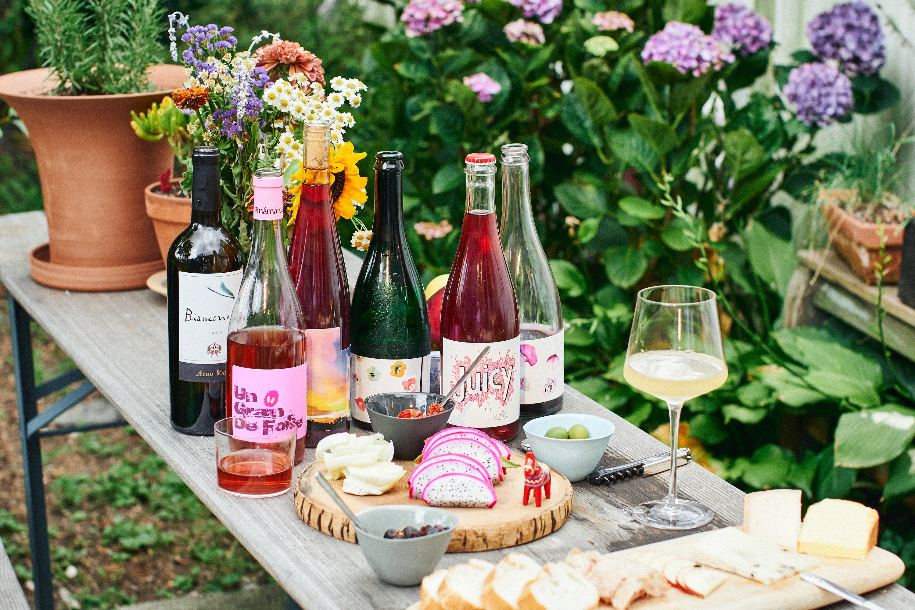 restaurants with natural wine in los angeles