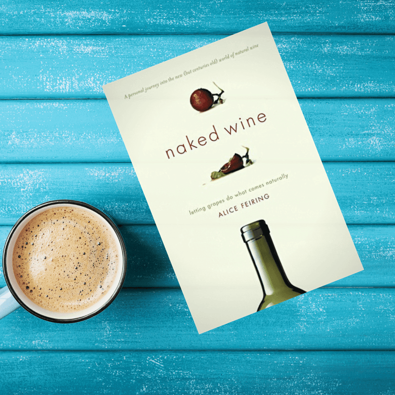 Naked Wine Natural Wine book