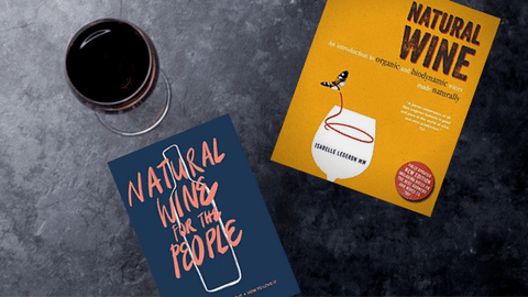 Natural Wine Books