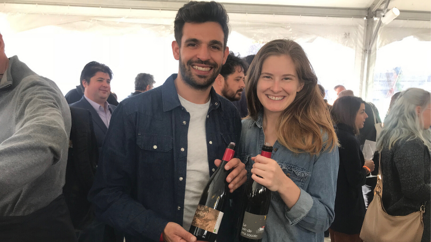 RAW Wine Fair NYC 2018