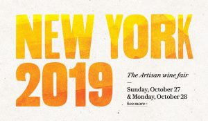 Raw Wine New York 2019 Logo