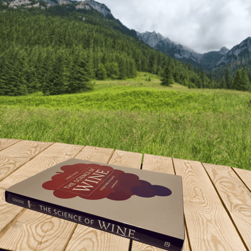 The Science of Wine Natural Wine book