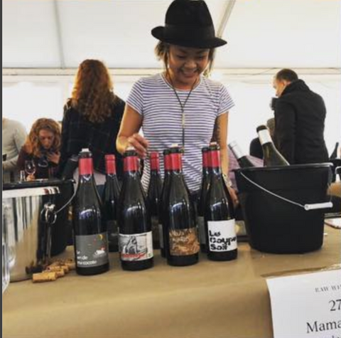 Domaine Mamaruta Natural Wine at Raw Wine New York 2018