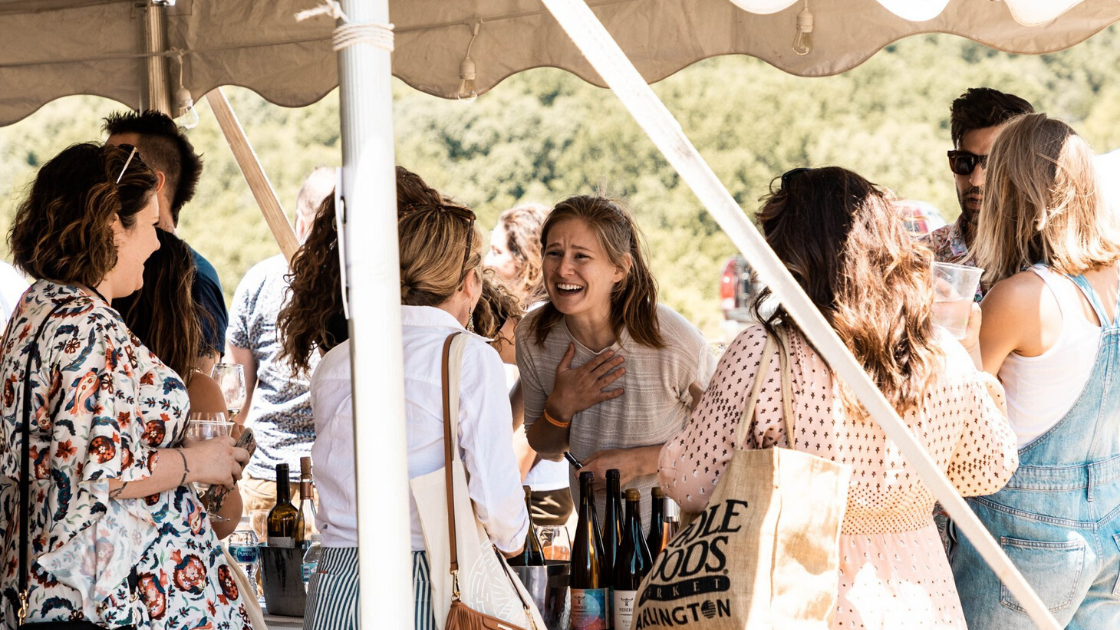 Summer Solstice Natural Wine Event Maryland