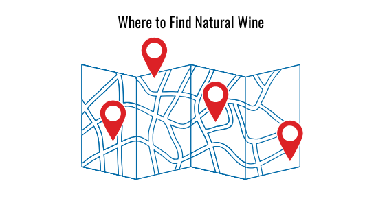 Where to find natural wine